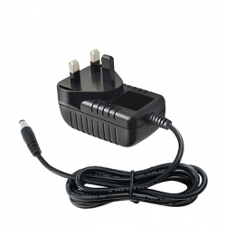24V1A英规,24W电源适配器,BS、GS认证电源