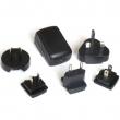 5V1A转换头,可换头,全球通用充电头,变压器