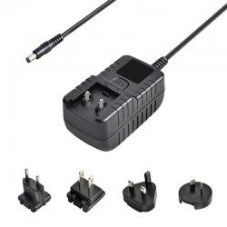 12V1.5A电源,18W电源适配器,全球通用